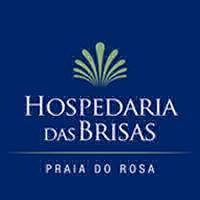 Logo da Hospedaria das Brisas case de marketing da Agência Kaizen