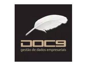 Logo da Doc 9 case de marketing da Agência Kaizen