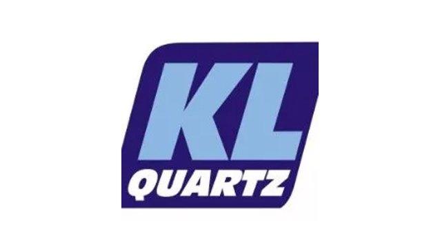 Logo da KL Quartz case de marketing da Agência Kaizen
