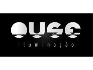Logo da Ouse Iluminação case de marketing da Agência Kaizen