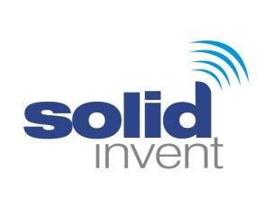 Logo da Solid Invent case de marketing da Agência Kaizen
