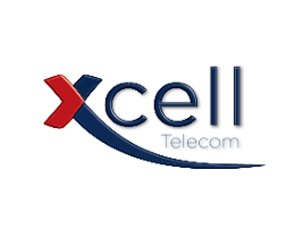 Logo da Xcell Telecom case de marketing da Agência Kaizen