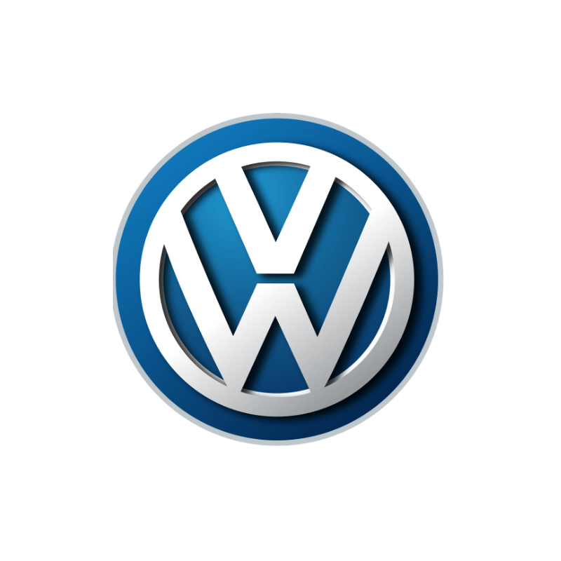Logo da Volkswagen case de marketing da Agência Kaizen