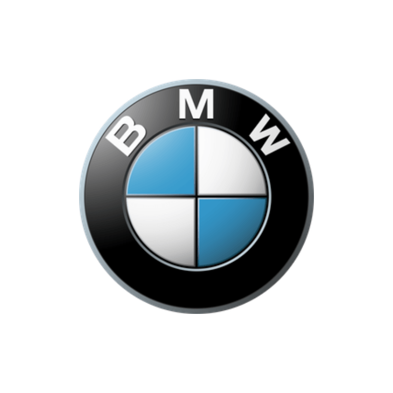 Logo da BMW case de marketing da Agência Kaizen